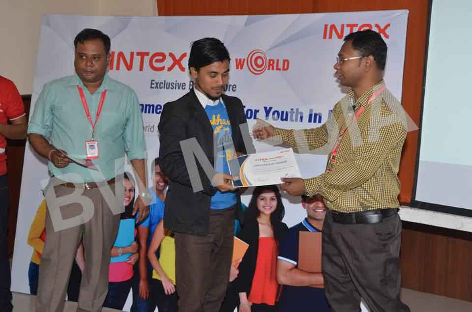 Intex Skill Develpment Programme