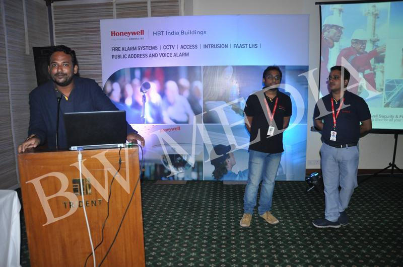 HONEYWELL PARTNER MEET CONFERENCE AT BHUBANESWAR